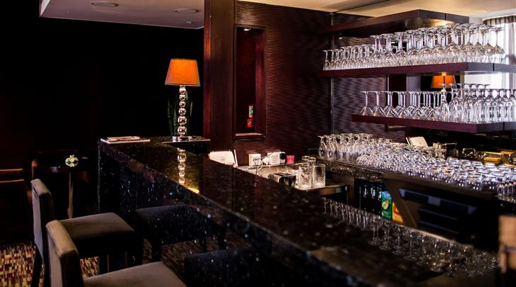 Londen, Hotel Park City Grand Plaza Kensington, Hotel bar