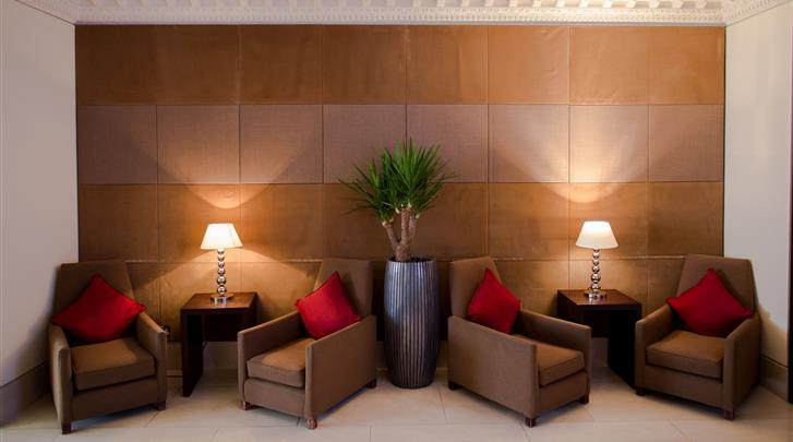 Londen, Hotel Park City Grand Plaza Kensington, Lobby