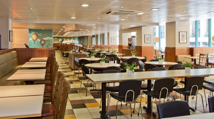 Londen, Hotel Royal National, Restaurant