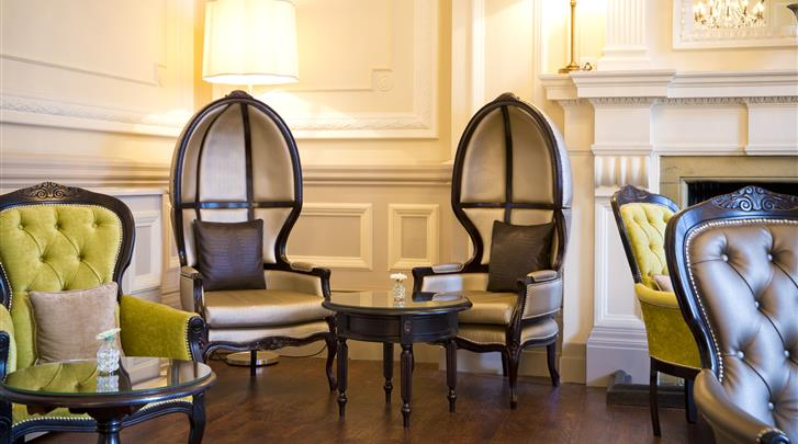 Londen, Hotel The Grosvenor, Lobby