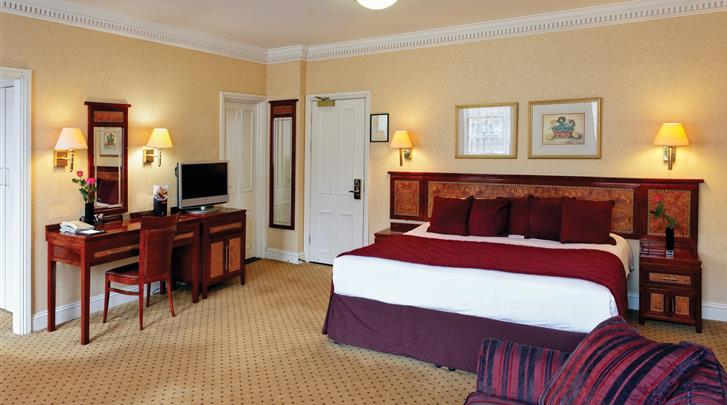 Londen, Hotel The Portland, Executive kamer