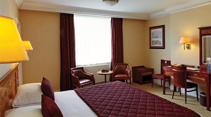 Londen, Hotel The Portland, Superior kamer