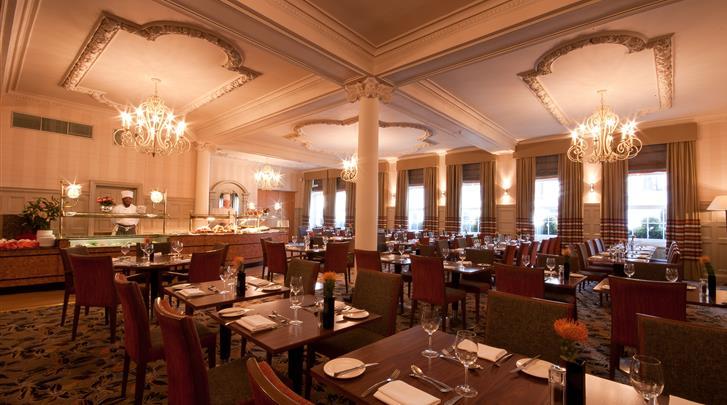 Londen, Hotel The Rembrandt, Restaurant