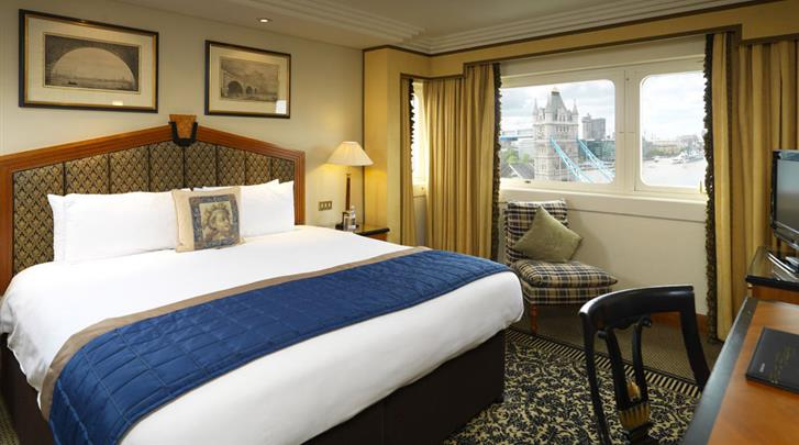 Londen, Hotel The Tower, Standaard kamer