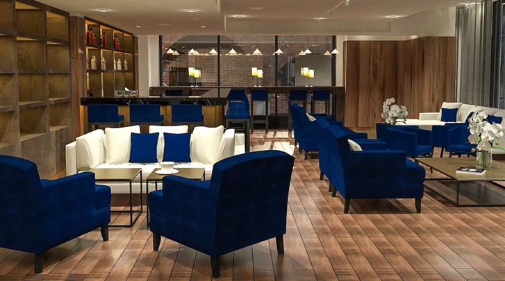 Londen, Hotel Tower Suites by Blue Orchid, Lobby