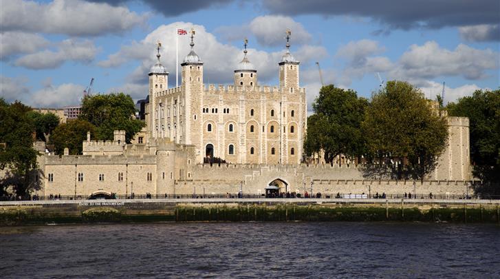Londen, Hotel Tower Suites by Blue Orchid, Op enkele minuten van de Tower of London