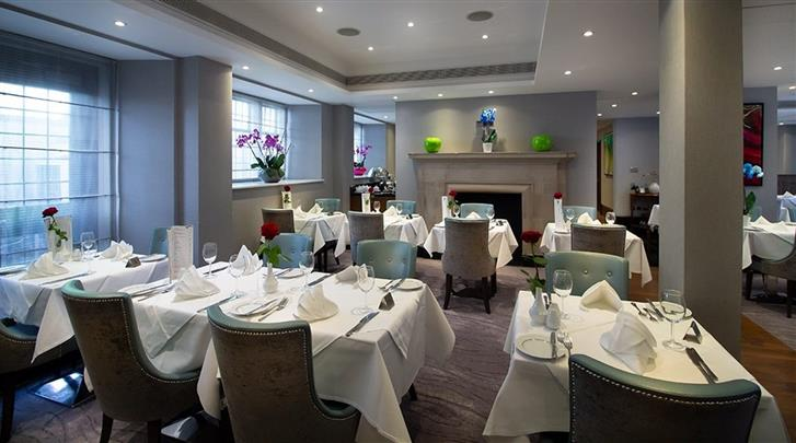Londen, Hotel Tower Suites by Blue Orchid, Restaurant