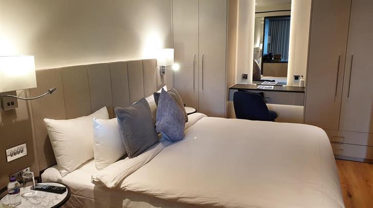 Londen, Hotel Tower Suites by Blue Orchid, Studio voorbeeld