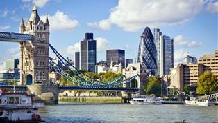 Londen, Londen Thames