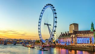 Londen, London Eye