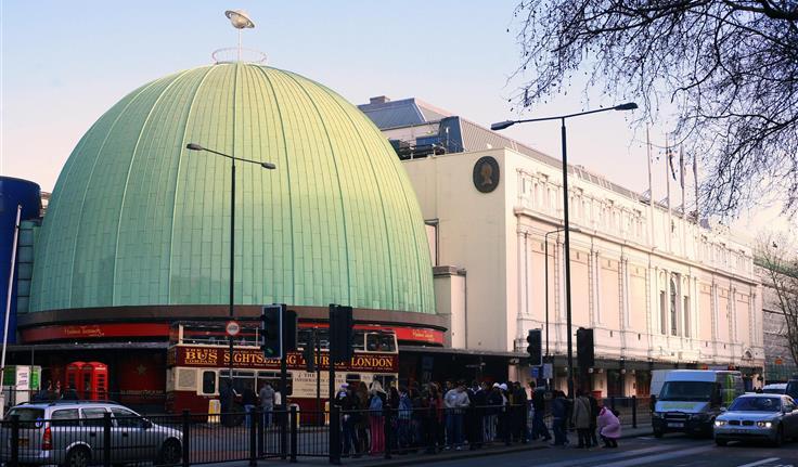 Londen Madame Tussauds