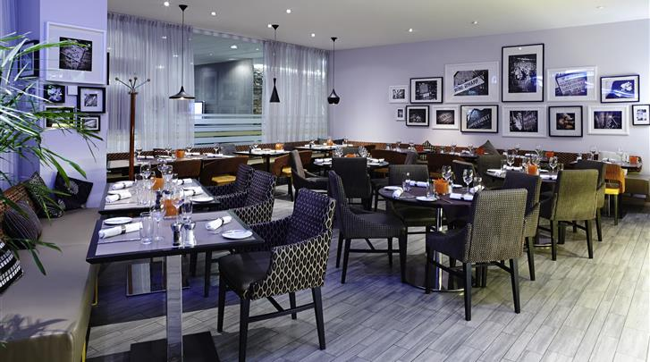 Londen, Novotel London West, Restaurant