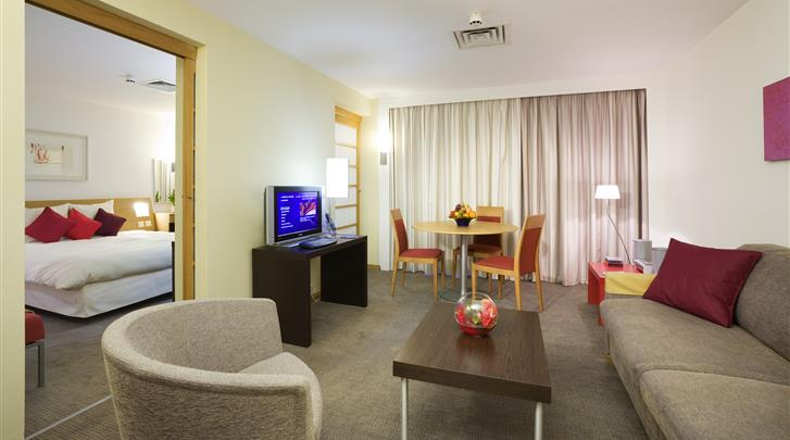 Londen, Novotel London West, Suite