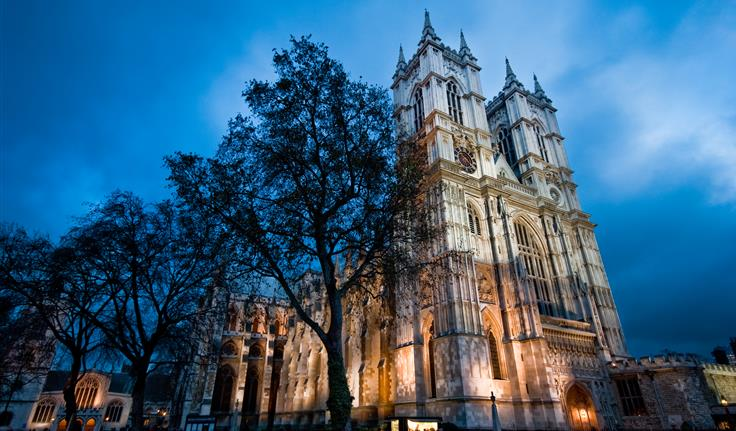 Londen Westminster Abbey