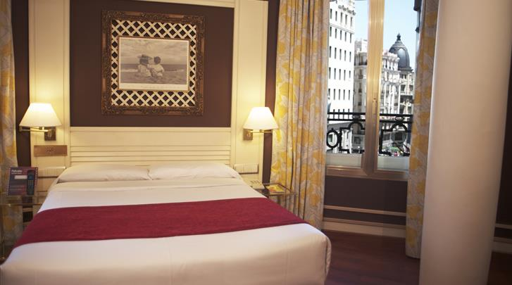 Madrid, Hotel Arosa