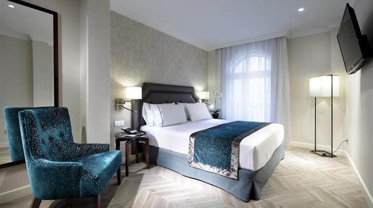 Madrid, Hotel Eurostars Casa de la Lirica, Standaard kamer