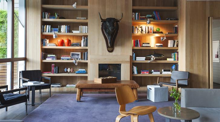 Madrid, Hotel ME Madrid Reina Victoria, Lounge