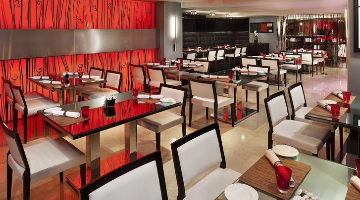 Madrid, Hotel Melia Madrid Princesa, Restaurant