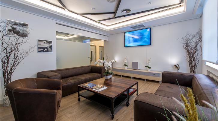 Madrid, Hotel Neomagna, Lobby