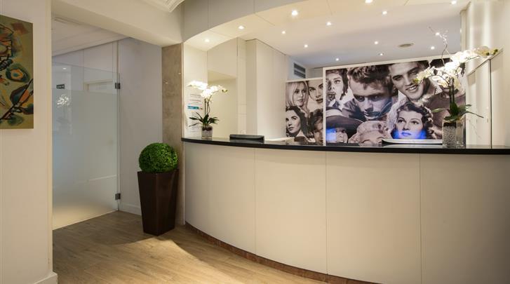 Madrid, Hotel Neomagna, Receptie