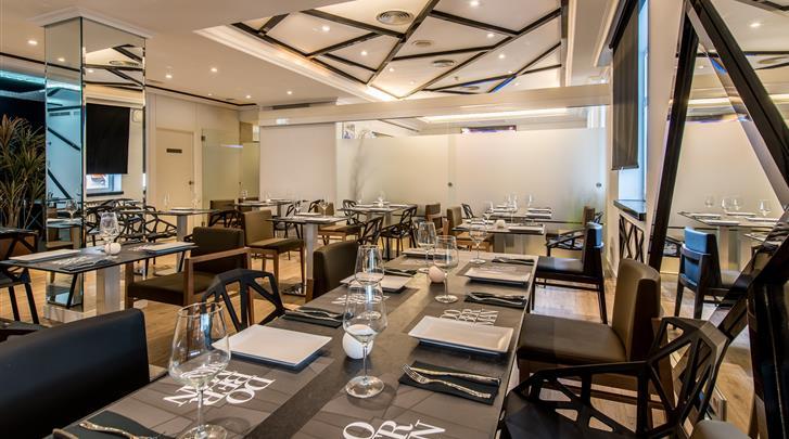 Madrid, Hotel Neomagna, Restaurant
