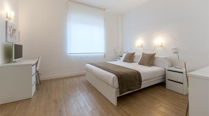 Madrid, Hotel Neomagna, Standaard kamer