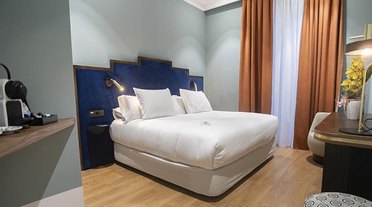 Madrid, Hotel Soho Boutique Congreso, Standaard kamer