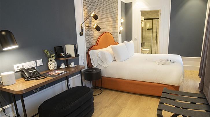 Madrid, Hotel Soho Boutique Opera, Standaard kamer