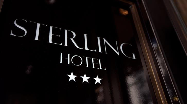 Madrid, Hotel Sterling