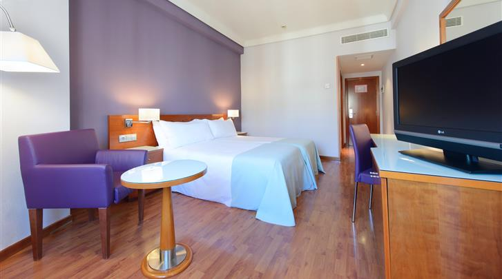 Madrid, Hotel Tryp Madrid Centro, Standaard kamer