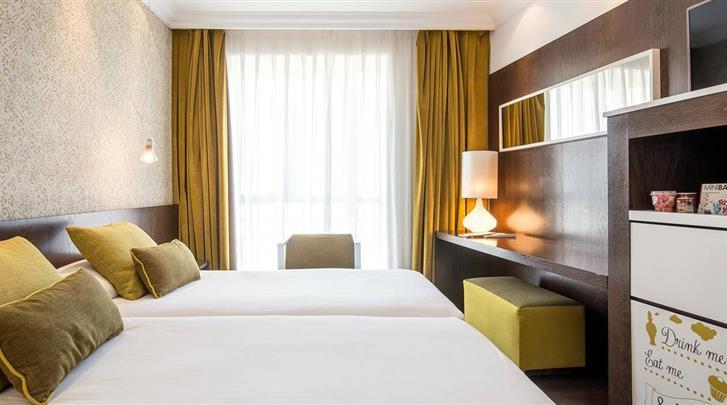 Madrid, Hotel Vincci Centrum
