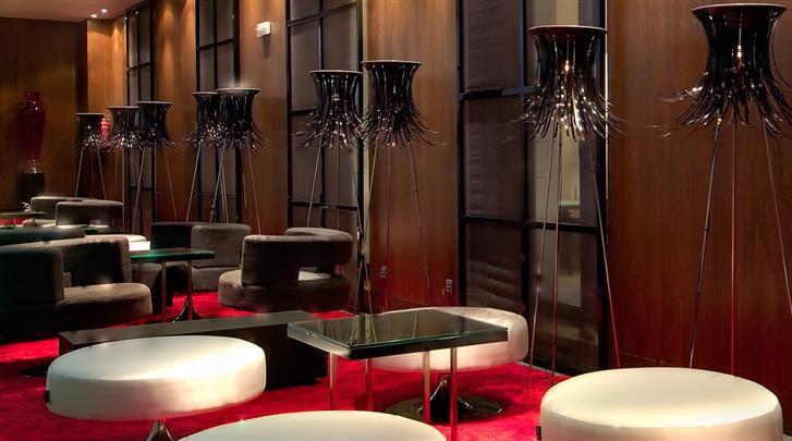 Madrid, Hotel Vincci Soho, Lobby
