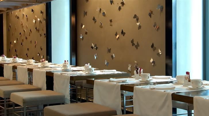 Madrid, Hotel Vincci Soho, Restaurant
