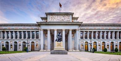Madrid, Museo del Prado
