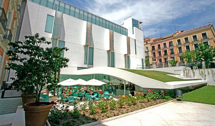 Madrid, Museum Thyssen-Bornemisza