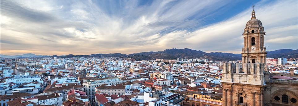 Málaga, Bezienswaardigheden Malaga