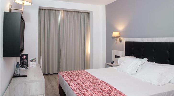 Málaga, Hotel Soho Bahia, Standaard kamer