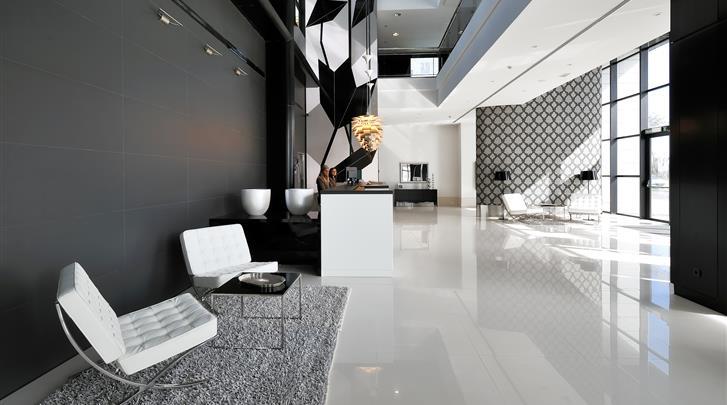 Málaga, Hotel Vincci Malaga, Lobby