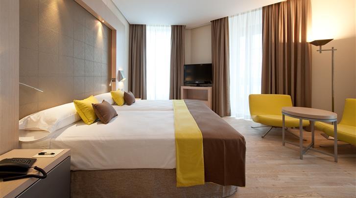 Málaga, Hotel Vincci Posada del Patio, Superior kamer