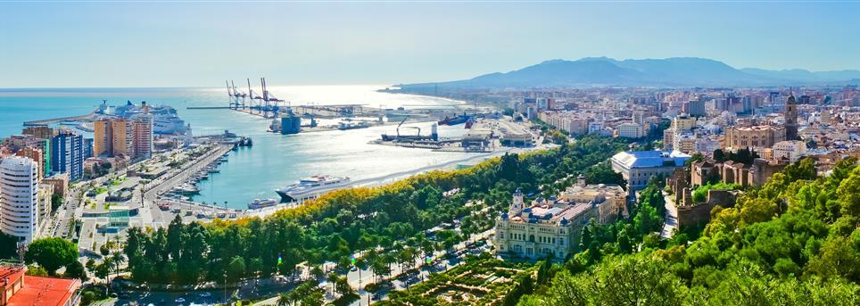 Málaga, Malaga strand