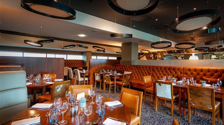 Manchester, Hotel Macdonald Manchester, Restaurant