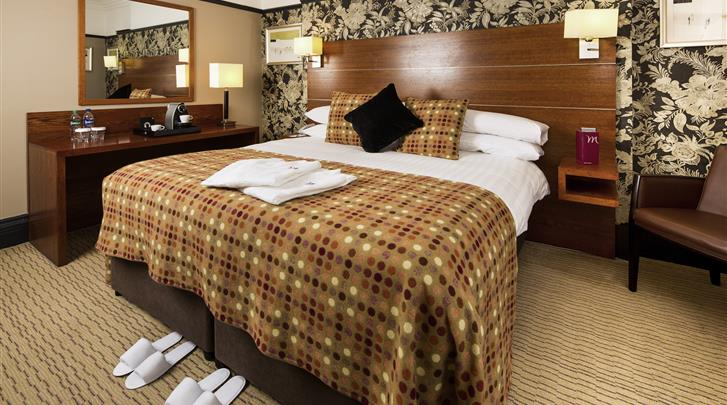 Manchester, Hotel Mercure Manchester Piccadilly, Classic