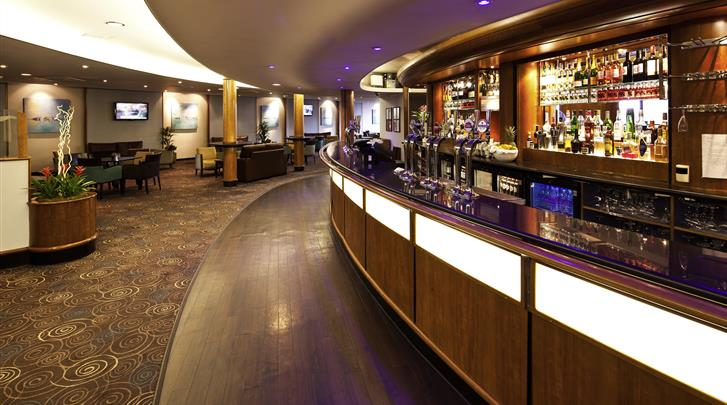 Manchester, Hotel Mercure Manchester Piccadilly, Hotel bar