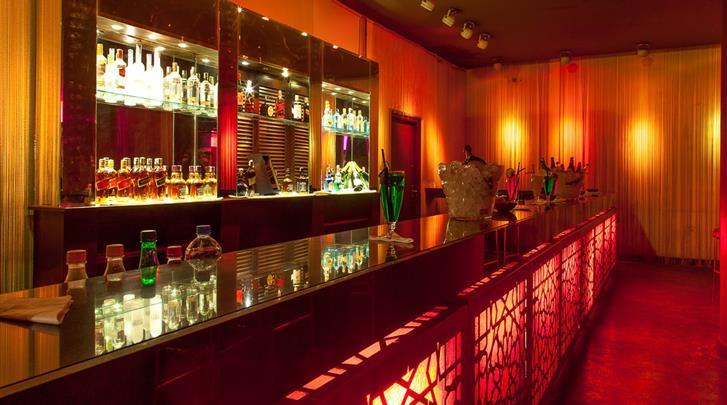 Marrakech, Hotel Atlas Medina & Spa, Hotel bar