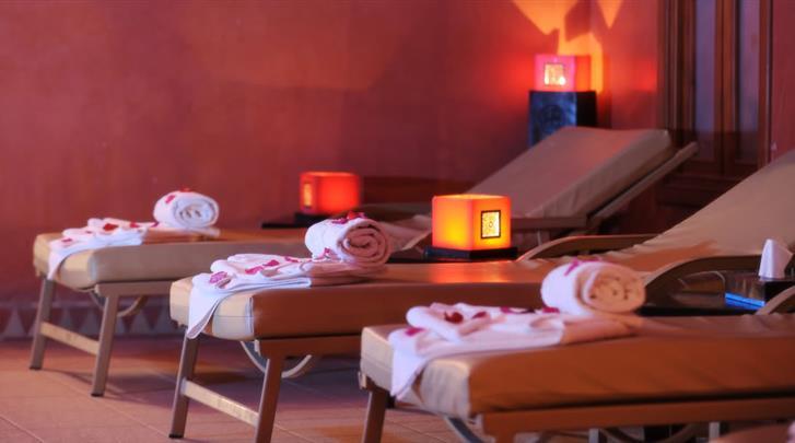 Marrakech, Hotel Atlas Medina & Spa, Spa