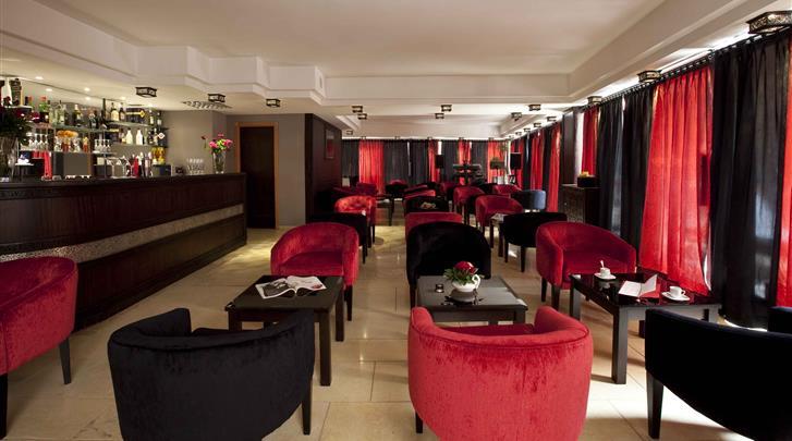 Marrakech, Hotel Dellarosa Suites & Spa, Hotelbar