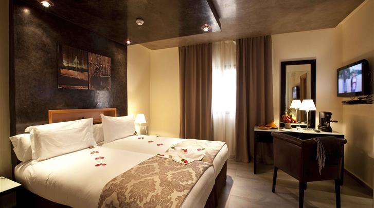 Marrakech, Hotel Dellarosa Suites & Spa, Standaard kamer