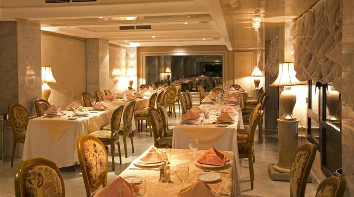 Marrakech, Hotel Nassim, Restaurant