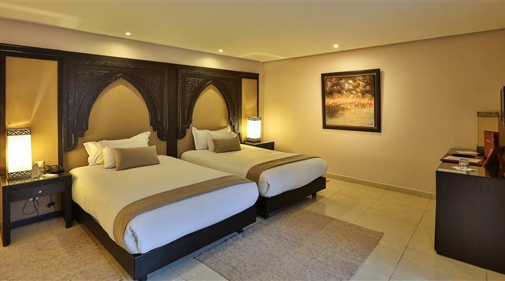 Marrakech, Hotel Opera Plaza, Standaard kamer