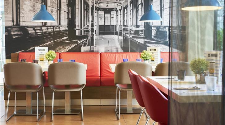 Milaan, Hotel Ibis Milano Centro, Restaurant